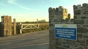 The blockade has ended outside the Dawn Meats plant in Co Meath