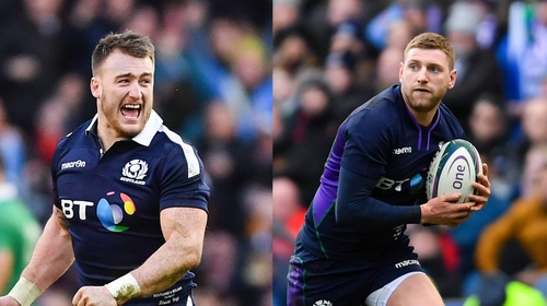 Stuart Hogg and Finn Russell could be key figures for Scotland