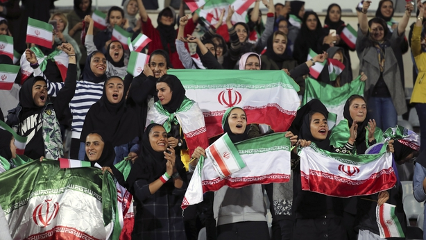 Iranian women to finally attend football match freely