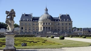 The chateau often stands in for Versailles for movie and television productions
