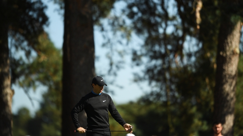Rory McIlroy will have it all to do to make the cut at Wentworth