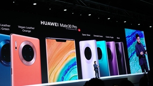 Huawie said its new devices were more compact, their cameras superior and wraparound screens brighter