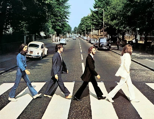 "50th anniversary of the album ""Abbey Road"" by The Beatles"
