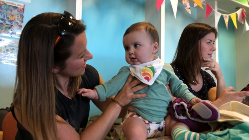 Cloth Nappy Library Ireland was set up in June 2012 as a non-profit organisation
