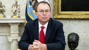 Mick Mulvaney is an Irish-American with family roots in Co Mayo
