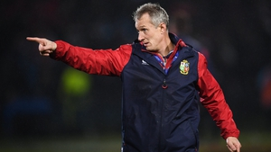 Rob Howley was sent home by the Wales team