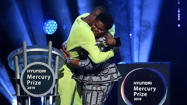 British rapper Dave wins UK's Mercury Prize as PM gets slammed