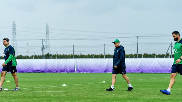 Joe Schmidt: 'You'll see a collective effort and that effort will make us tough to beat'