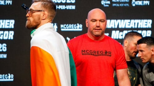 A Las Vegas return for McGregor, either before Christmas or after, would appear to be the plan