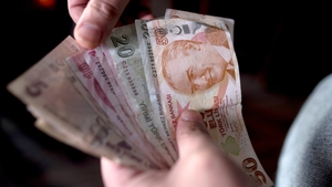 Article was published in 2018 when the lira plummeted against the dollar