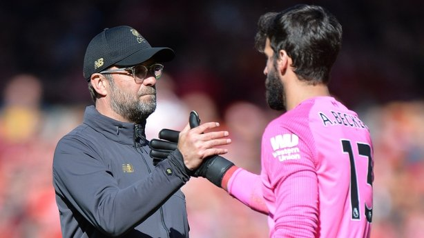 Klopp urges Liverpool fans to celebrate safely