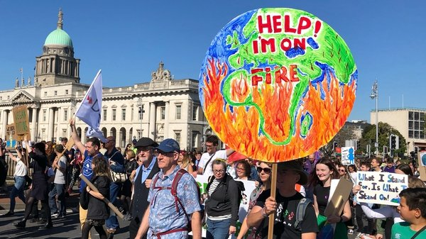 """Young people care about the social injustices of climate change in addition to environmental impacts and want to build a better future for all now"""