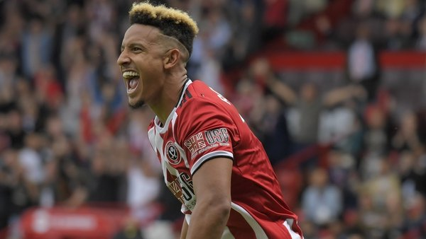 """Callum Robinson: """"I saw Mo Salah and that was the most starstruck I've been."""""""