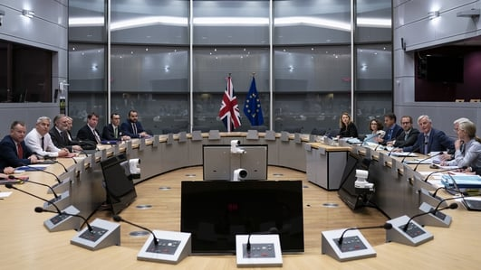 Latest On Brexit Talks In Brussels