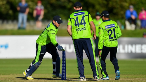 Ireland begin their Middle-Eastern series in fine style