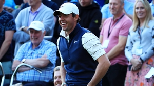 """Rory McIlroy: """"I had to battle hard out there just to be here."""""""