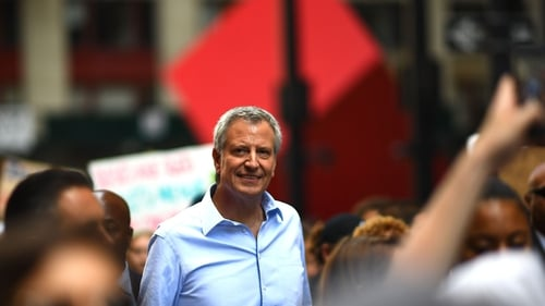With NYC Mayor Bill de Blasio announced he is dropping out of the presidential race