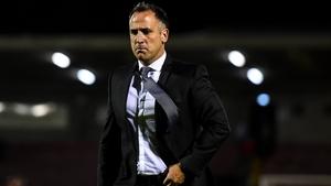 Cork City boss Neale Fenn