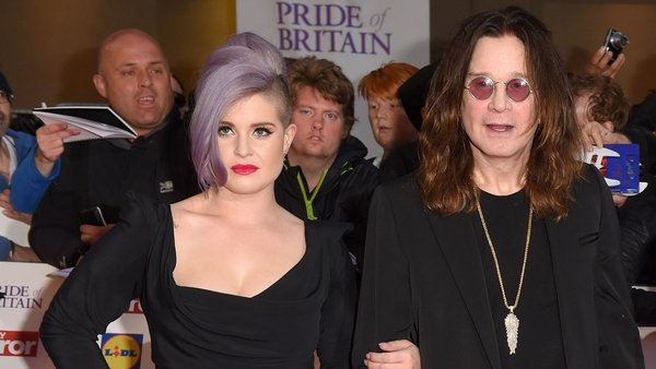 """Kelly Osbourne: """"He's on the mend, he's getting there. It's been a process but he's definitely getting there."""""""