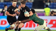 New Zealand's Beauden Barrett