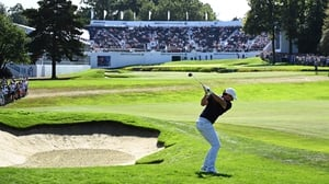 McIlroy carded a seven-under-par 65 to reach six under for the tournament