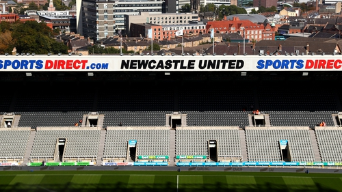 Mike Ashley took control of Newcastle in 2007