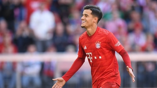 Bayern Munich came away with a 4-0 win against Cologne
