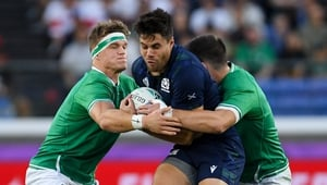 Scotland could go out if they don't beat Japan