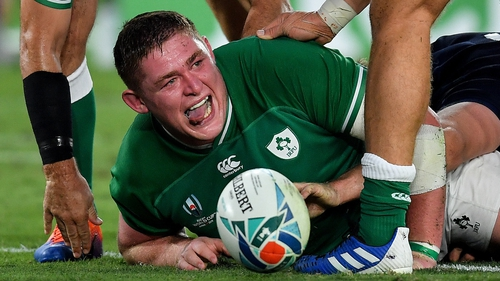 Tadhg Furlong: I still get giddy when I go out training even if it's a dirtyday in January'