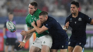 Chris Farrell was immense off the bench for Ireland