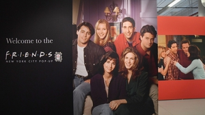 Friends was first shown in 1994