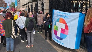 The This is Me campaign says there has been inaction and delay on introducing safe, accessible healthcare for all trans and non-binary people
