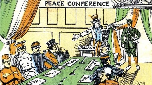 Irish War of Independence - The Gathering Storm