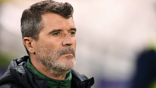 """Roy Keane: """"It's a long way back for United but scary how far they've fallen."""""""