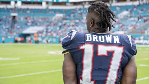 Antonio Brown has lost sponsorship deals with his new helmet manufacturer Xenith and sportswear company Nike in the wake of the allegations