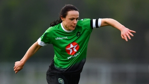Áine O'Gorman shone for Peamount