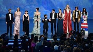 Game of Thrones gang say goodbye to the Emmys