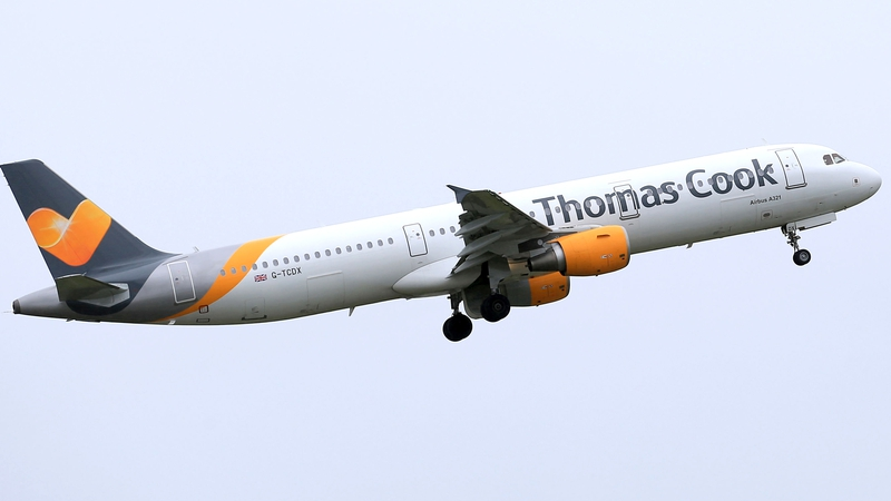 Thomas Cook ceases trading leaving thousands stranded