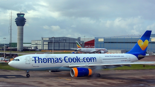 Thomas Cook ceased trading last month after failing to secure a last-ditch rescue deal