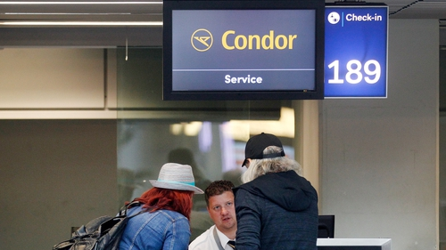 Condor is Thomas Cook's German holiday airline