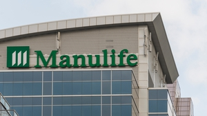Headquartered in Toronto, Manulife had C$844 billion in assets under management and administration in June