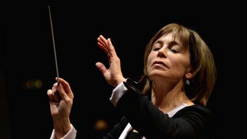 Acclaimed conductor JoAnn Falletta. Photo: David A. Beloff via Getty Images