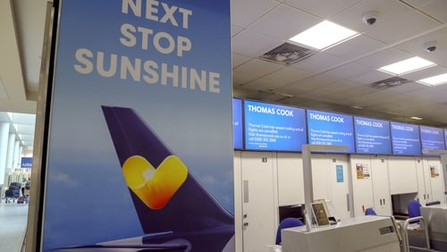 Ex-Thomas Cook boss 'deeply sorry' over firm's failure