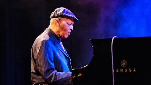McCoy Tyner performs at North Sea Jazz festival July 2017 in Rotterdam