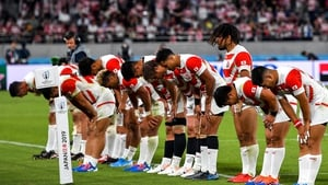 """Clive Woodward: """"By modern standards Japan are a small side yet they punch massively above their weight ... we can all learn from them."""""""