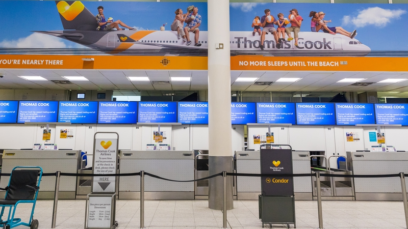 Refund delay for third of initial Thomas Cook claims