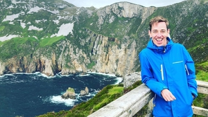 Ryan Tubridy in Donegal.