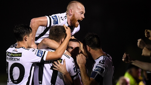 Chris Shields is a player who could kick-start the Dundalk season going into their Europa League group games