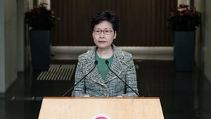 Carrie Lam said Thursday's meeting would be an opportunity for people to have their voices heard