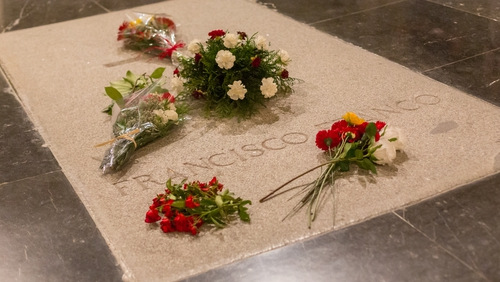 Spain to Exhume Franco's Remains Thursday
